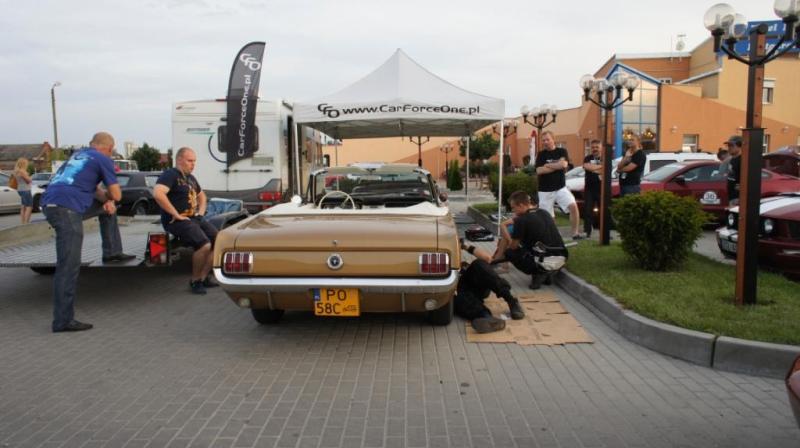 Rawicz - Mustang Race 2012