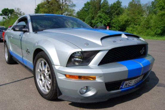 naprawa i serwis ford mustang gt 500kr